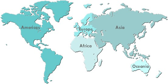 Free clipart map of the world world map gumiabroncs Gallery